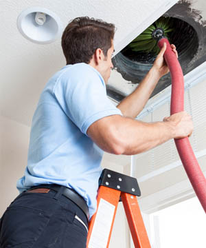 air duct cleaning in Bellevue WA