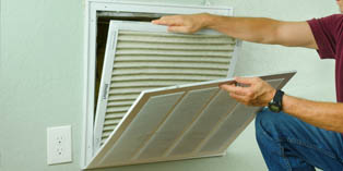 air duct inspection service